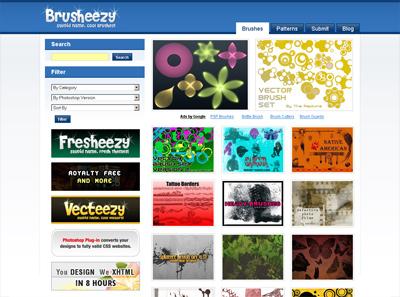 Brusheezy - Free Photoshop Brushes