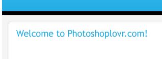 Adobe Photoshop Free Tutorials