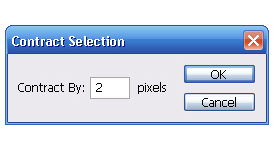 Photoshop Tutorials. Contract Selection.