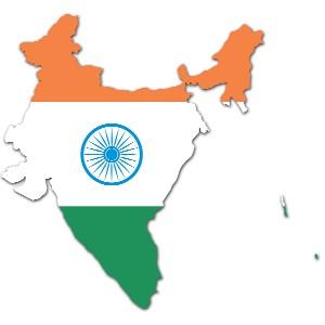 India map flag